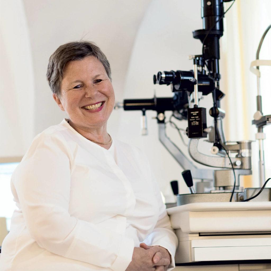 Dr. med. Sabine Goodall